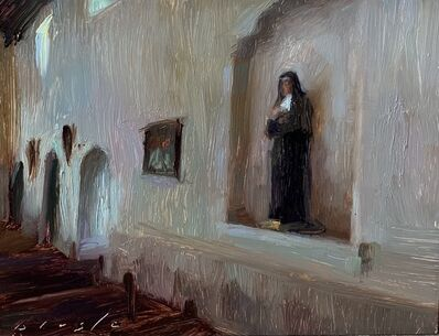 Suchitra Bhosle, 'Mother Mary at San Luis Obispo', 2021