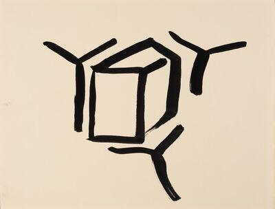 Conrad Malicoat, ''Untitled No. 16'', 1970-1985