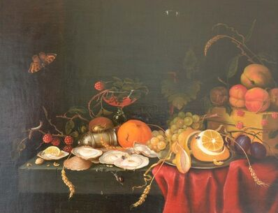 Jonathan Adams, 'Still Life (Jan de Heem)', 2005