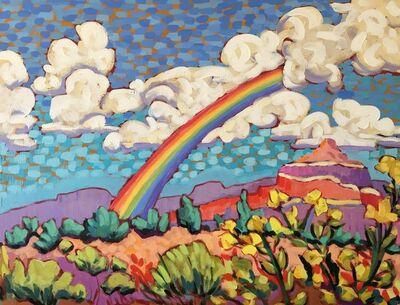 """Claudia Hartley, '""""Rainbow Moment""""', 2019"""