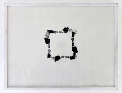 François Morellet, 'Figure hative n°3', 1986
