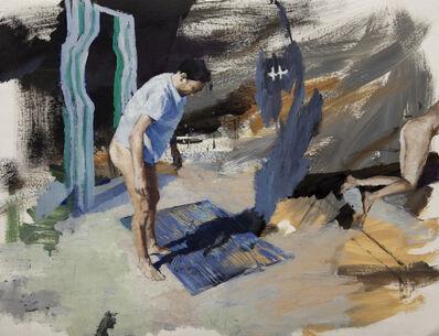 Julien Spianti, 'Giovanni and Thyxana', 2014