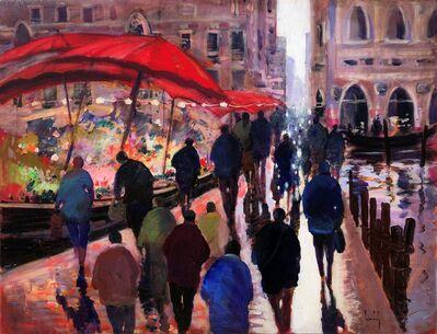 Olivier Suire Verley, 'Market in Venice ', 2019