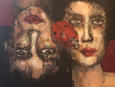 Aula Alayoubi, 'Contact', 2019