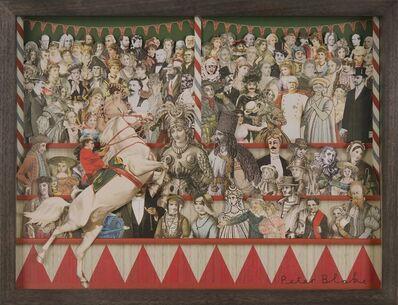 Peter Blake, 'Circus Collage Left ', 2013