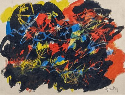 Karel Appel, 'Untitled', 1959