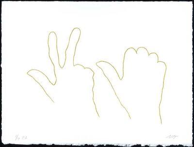Susana Solano, 'Alrededor de una mano V', 2006