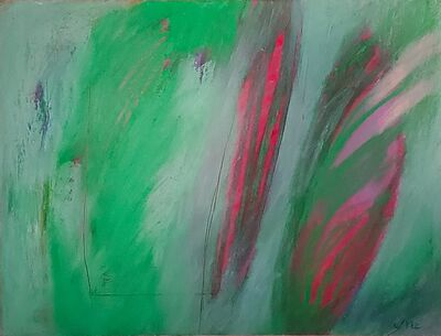 Ulla Neigenfind, 'Seeds: Red, Pink, Green', 2010