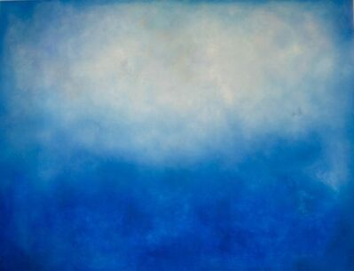 Julie Hedrick, 'Blue Om', 2009