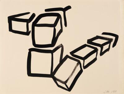 Conrad Malicoat, ''Untitled No. 14'', 1970-1985