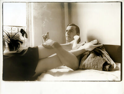 Fernando Natalici, 'Eric Mitchell Unmade Beds photo East Village 1976', 1976