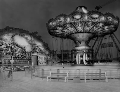 Michael Massaia, 'Afterlife - New Jersey Shore - Moby Dick & Swing Ride', 2009
