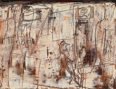 Jean Dubuffet, 'Enfin chez soi', 1957
