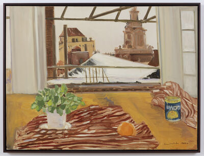 Jane Freilicher, 'Still Life - Rooftops', 1969-1970