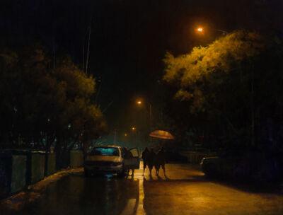 Carl Bretzke, 'Nocturnal Rain', 2020