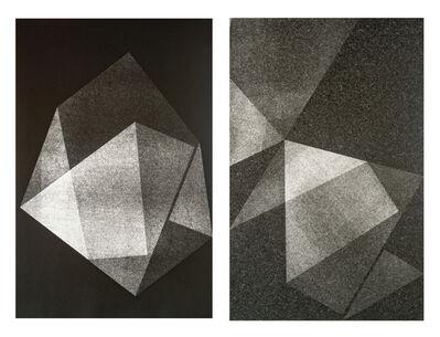 Maria Laet, 'Dobra   Fold (diptych)', 2015