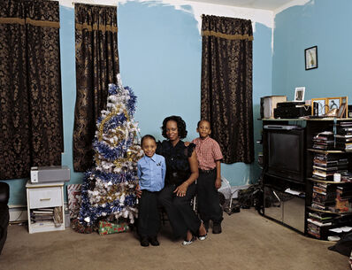 Deana Lawson, 'Coulson Family', 2008