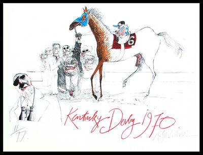 Ralph Steadman, 'Kentucky Derby ', 1970