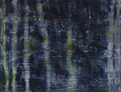 Matthias Meyer, 'Dark Water Painting 2', 2011