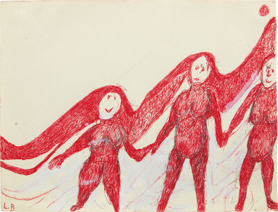 Louise Bourgeois, 'Untitled', 2002