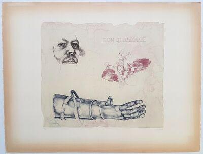 Reiner Schwarz, 'Don Quichotte', 1973