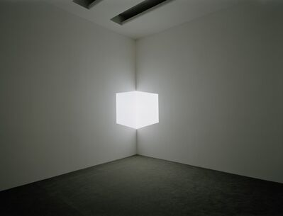 James Turrell, 'Afrum I (White)', 1967