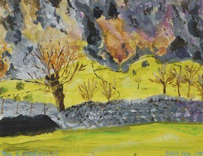 Stella Vine, 'The Lake District', 2009