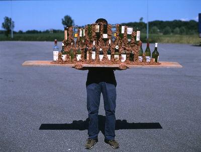Thierry Fontaine, 'L'île servie', 2001