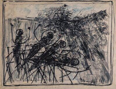 Cesare Peverelli, 'Formiche', 1989 ca.
