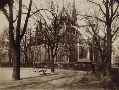 Eugène Atget, 'Notre Dame', 1925