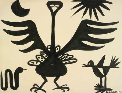 Alexander Calder, 'Untitled', 1953