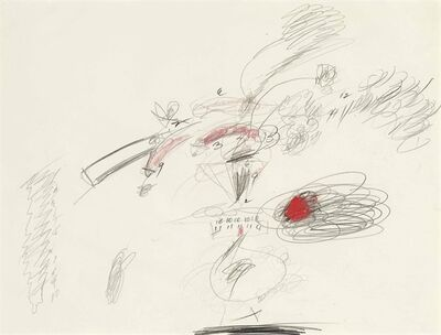 Cy Twombly, 'Untitled'