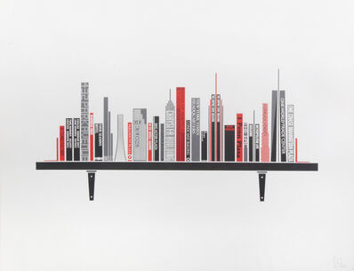 Sean Mort, 'New York Skyline', 2012