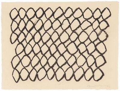 Joan Hernández Pijuan, 'Trama 3- 178', 1997