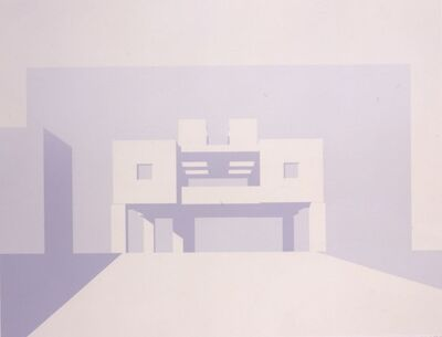Arata Isozaki, 'MIST 2', 1999