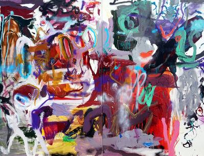 Ivan Gorshkov, 'Untitled. Dyptich. #2', 2015