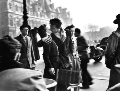 Robert Doisneau, 'Le Baiser de L'Hotel de Ville, Paris', 1950