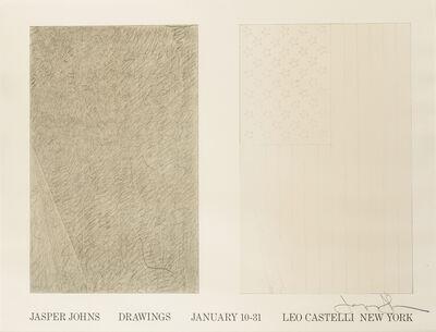 Jasper Johns, 'Jasper Johns Drawings, January 10-31, Leo Castelli'