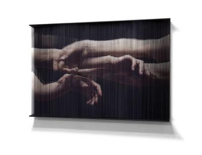 Sung Chul Hong, 'String Hands 4318', 2015