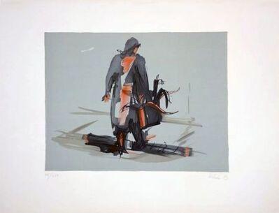 Jean Hélion, 'Personnage ', 1973