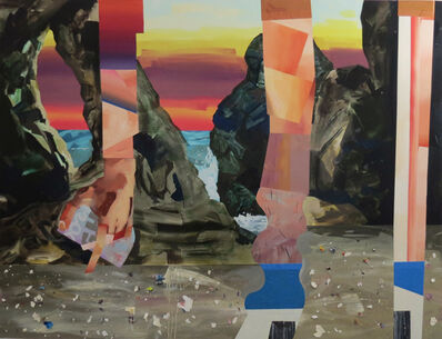 Russell Shoemaker, 'Ruby Beach', 2014