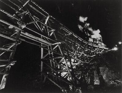 Richard Steinheimer, 'Westside Lumber Co., River Bridge over the Tuolumne River, California'