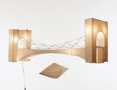Carlos Garaicoa, 'Light Bridge from the series New Architectures', 2003