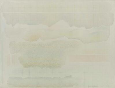 Riccardo Guarneri, 'Una lettera tra le nuvole', 1987