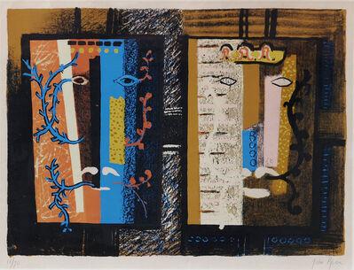 John Piper, 'Foliate Heads I', 1953