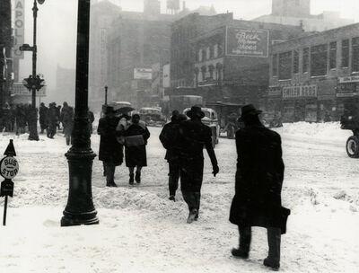 Todd Webb, '125th Street Harlem, New York', 1946