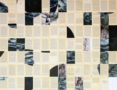 Sandra Gamarra, 'Piezas sueltas en la historia occidental (Sayhuite)', 2014