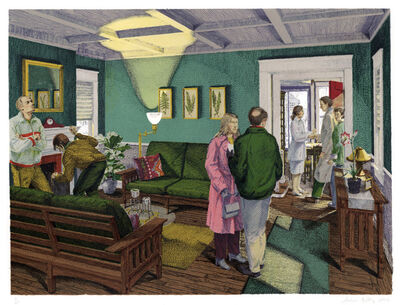 Andrew Raftery, 'Open House, Dutch Colonial', 2002