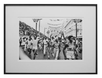 Maurício Valladares, 'Sambódromo Rio 1978', 1978