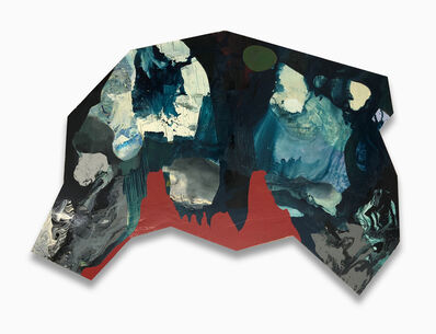 Klodin Erb, 'Nach der Landschaft V', 2014